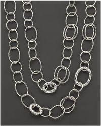 """Ippolita - Sterling Silver """"bastille"""" Necklace - Lyst"""