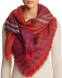 Jane Carr - Houndstooth Scarf - Lyst
