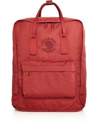 Fjallraven | Water-resistant Re-kanken Backpack | Lyst