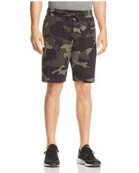 Wesc - Marty Camouflage Sweat Shorts - Lyst