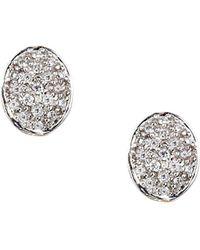 Marco Bicego - Siviglia Diamond Stud Earrings - Lyst