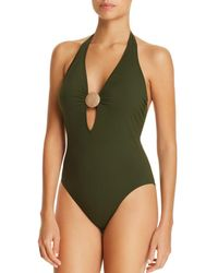 Miraclesuit - Laura Mars Bianca One Piece Swimsuit - Lyst