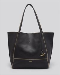 Botkier - Soho Heavy Grain Pebbled Leather Tote - Lyst