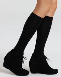 Hue - Modal Knee Socks - Lyst