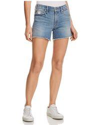 Joe's Jeans - Ozzie Denim Shorts In Clovis - Lyst