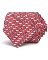 Vineyard Vines - School Of Sharks Classic Tie - Lyst