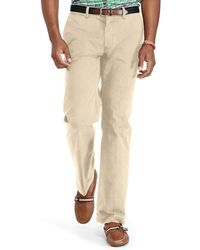 Polo Ralph Lauren - Classic Fit Lightweight Chino Pants - Lyst