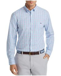 Vineyard Vines - Hamlin Pond Plaid Classic Fit Button-down Shirt - Lyst