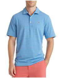 Vineyard Vines - Performance Kennedy Stripe Classic Fit Polo Shirt - Lyst