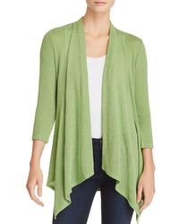 Status By Chenault - Waterfall Open-front Cardigan - Lyst