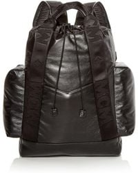 MCM - Stadt Medium Convertible Backpack - Lyst