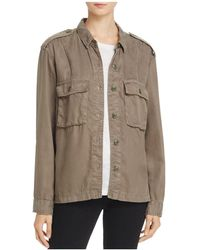 Soft Joie - Gionna Military Jacket - Lyst