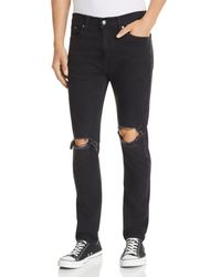 Levi's - 510 Skinny Fit Jeans In Crashed - Lyst
