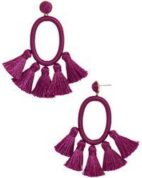 BaubleBar - Corsica Drop Earrings - Lyst