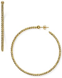 Officina Bernardi - Hoop Earrings - Lyst