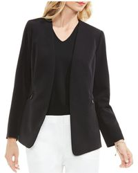 Vince Camuto - Solid Open-front Blazer - Lyst