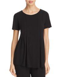 Donna Karan - Basics Short-sleeve Top - Lyst