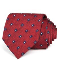 Bloomingdale's - Florette Neat Classic Tie - Lyst