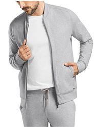 Hanro - Living Zip Jacket - Lyst