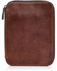 Shinola - Leather Tech Portfolio - Lyst