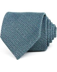 Bloomingdale's - Textured Silk Classic Tie - Lyst