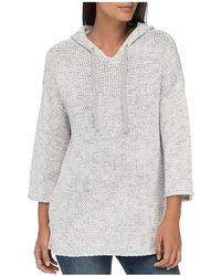 B Collection By Bobeau - Nori Hooded Sweater - Lyst