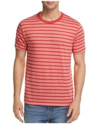 Alternative Apparel - Eco Striped Crewneck Tee - Lyst