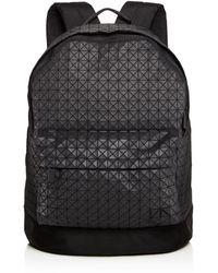 f6eeecd18bc Lyst - Issey Miyake Bao Bao Prism Hiker Backpack in Black for Men