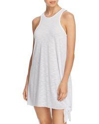 Becca - Breezy Basics Dress Swim Cover-up - Lyst