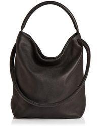 BAGGU - Soft Leather Shoulder Bag - Lyst