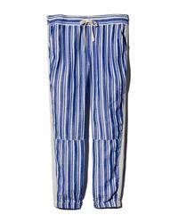 lemlem Abel Patch Jogger Trousers