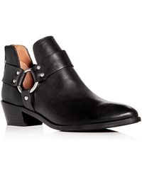 Frye - Women's Ray Harness Booties - Lyst