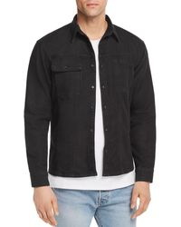 Vitaly - Trucker Button-down Shirt - Lyst
