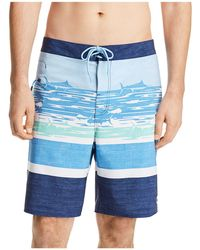 Vineyard Vines - At Sea Scenic Board Shorts - Lyst