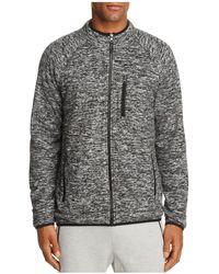 The Narrows - Space-dyed Polar Fleece Jacket - Lyst