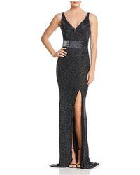 Mac Duggal - Embellished Gown - Lyst