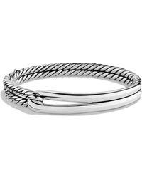 David Yurman - Labyrinth Single-loop Bracelet - Lyst