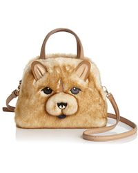 Kate Spade - Year Of The Dog Chow Chow Lottie Small Satchel - Lyst