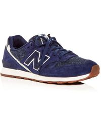 New Balance - Women's 696 Low-top Trainers - Lyst