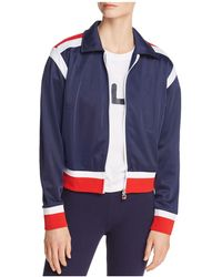 Fila - Lizzie Embroidered Track Jacket - Lyst