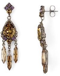 Sorrelli - Dangling Post Earrings - Lyst