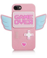 Skinnydip London - Game Over Silicone Iphone 7/8 Case - Lyst