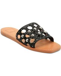 Dolce Vita - Women's Studded Slide Sandals - Lyst