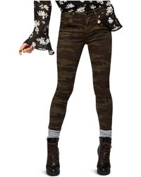Sanctuary - Admiral Skinny Jeans In Heritage Camo - Lyst