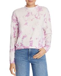 ca1dde06013 Olivaceous - Tie-dye French Terry Sweatshirt - Lyst