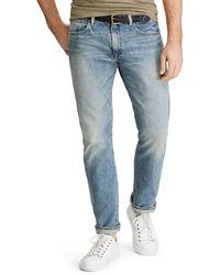 Polo Ralph Lauren - Dayton Lightweight Straight-fit Jeans - Lyst