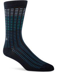 CALVIN KLEIN 205W39NYC - Tiled Socks - Lyst