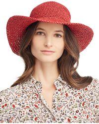 Echo - Effortless Packable Crochet Sun Hat - Lyst