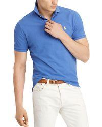 Polo Ralph Lauren - Polo Mesh Classic Fit Polo Shirt - Lyst