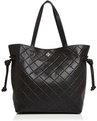 Tory Burch | Georgia Slouchy Leather Tote | Lyst